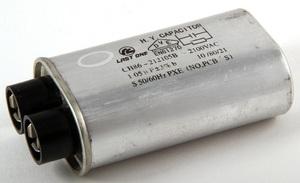 Конденсатор высоковольтный 1.05 мкф 2100В для микроволновой СВЧ