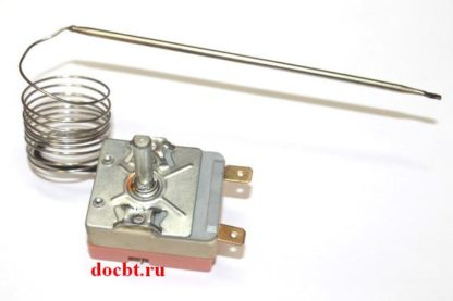 Терморегулятор духовки универс. (50-300C) с двумя контактами