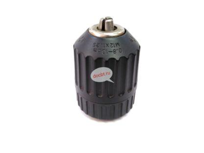 Патрон быстрозажимной 0,8-10 ММ, M12 X 1.25