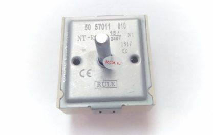 Регулятор мощности конфорки однозонный 50.57011.010