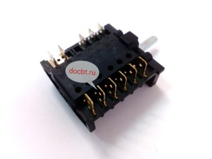 Переключатель 7 позиц. для духовки Rika ST-856-701-L23