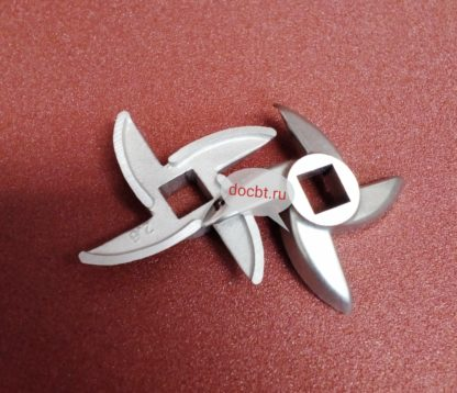 Нож для мясорубки Аксион Бриз Гамма Помощница Ротор MRZ004