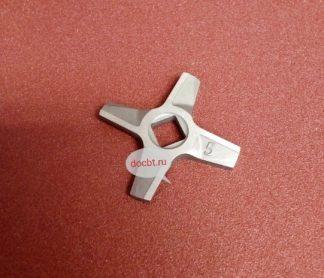 Нож двухсторонний для мясорубки Zelmer ZL016